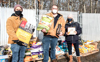 Animal RescueFund of the Hamptons (ARF) Food Pantry