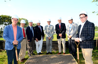 Southampton Hospital Phillips Family Cancer Center Groundbreaking